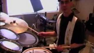 How to Play Drums : Basic Jazz Patterns & Drum Playing Styles