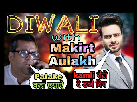 Diwali 2018 Special Funny call with Mankirt Aulakh and Paresh Rawal   funny special video   Dipawali