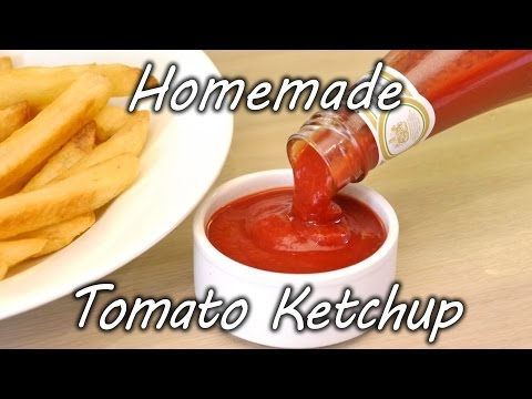 The 5-Step Recipe For Making Homemade Ketchup Is Easier Than You Think