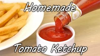 Repeat youtube video How to Make Tomato Ketchup