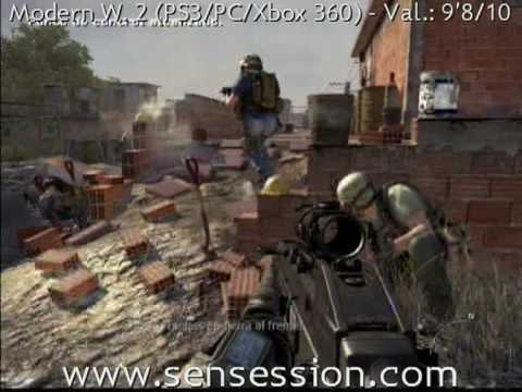 Modern Warfare 2 analisis review