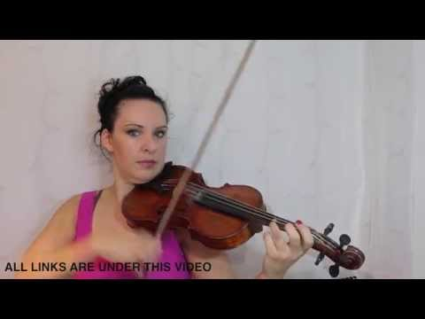 Gypsy Firelight | Violin Tutorial | for complete BEGINNERS