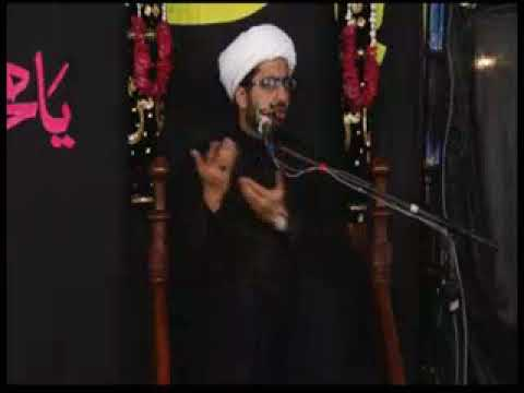 Maulana Kumail Mehdvi 06 Majlis 06 Muharram 1439   2017   Urdu