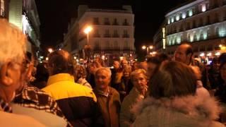 Ronda de la dignidad Homenaje a los defensores de Madrid 1936