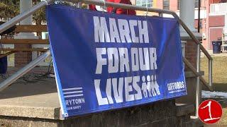 Seneca Falls March For Our Lives .::. FingerLakes1.com 3/24/18 thumbnail