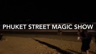 This Thailand Street Magician is Crazy