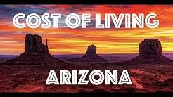 Cost of Living in Phoenix Arizona