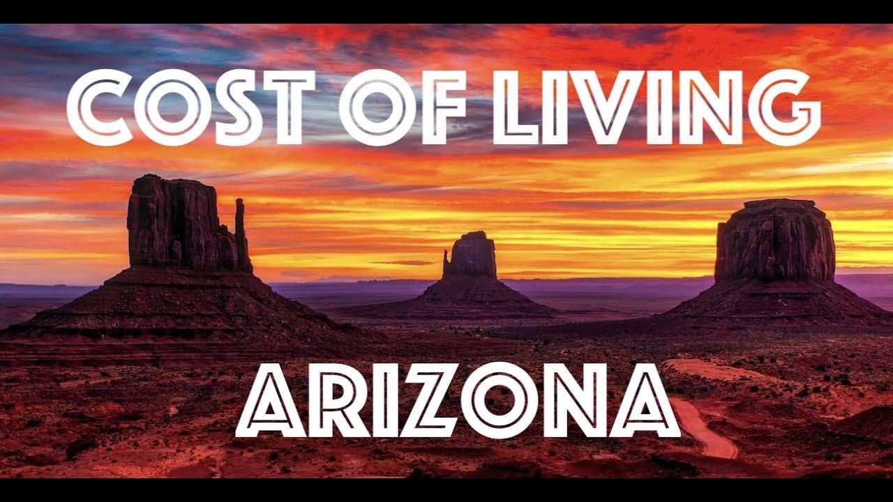 cost of living in phoenix arizona youtube. Black Bedroom Furniture Sets. Home Design Ideas