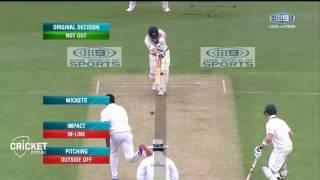 Australia all-out for 85 | AUS vs SA 2016 (HD)