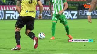 Liga Aguila 2018 I Fecha 15 Nacional 1-0 Rionegro Águilas