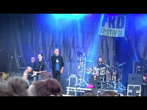XSM with Owen Paul Dont You Forget About Me Rosyth PKD Festival 2017
