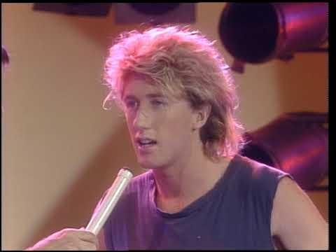 American Bandstand 1987- Interview Wa Wa Nee