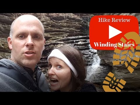 Winding Stairs In Lafayette, TN - Hike Review