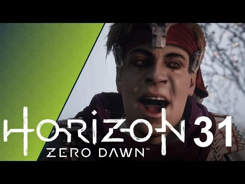 Horizon Zero Dawn 31 | ALARM, ein Langbein | Deutsch German