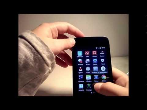 Unboxing Vodafone smart 4 fun