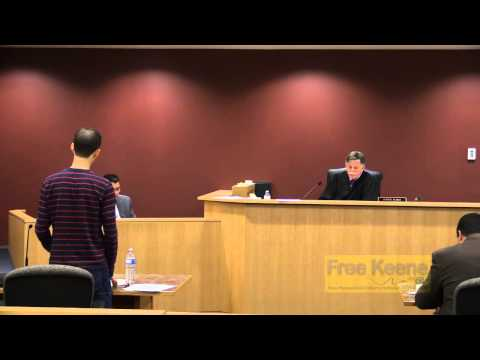 "Ian on Trial for Victimless ID ""Crimes"" 2014 09 18"