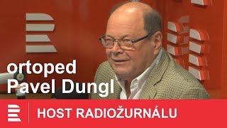 Pavel Dungl: Když jsem začínal, bylo u nás 50 umělých kloubů za rok. Dnes jich je 20 tisíc
