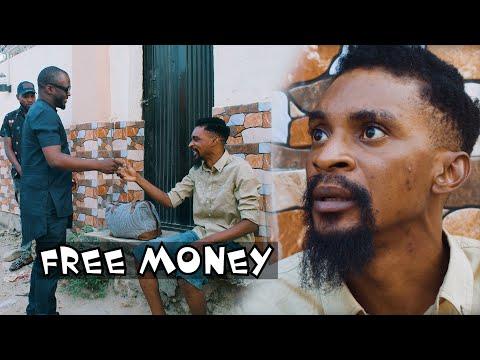 FREE MONEY (YAWA SKITS, Episode 28)
