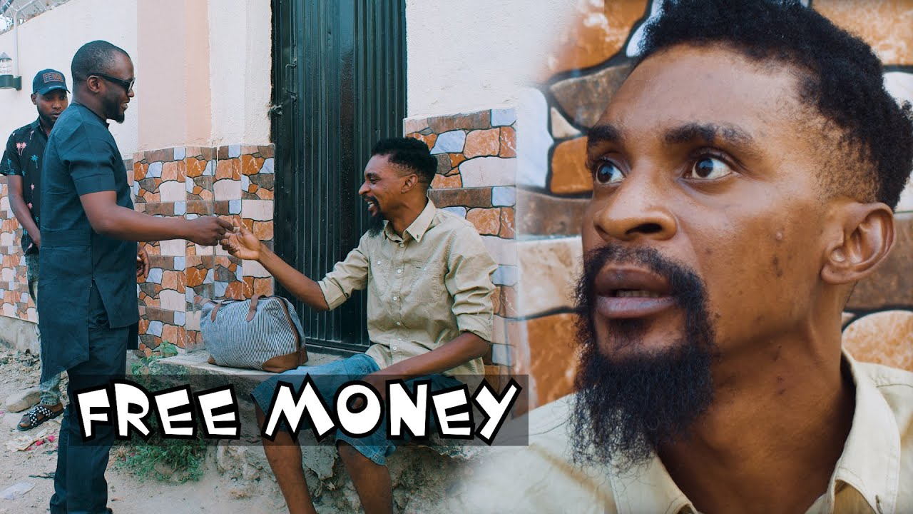 FREE MONEY (YAWA SKITS, Episode 28)