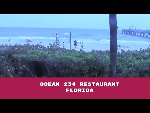 Oceans 234 Restaurant, Deerfield Beach, Florida  - Review