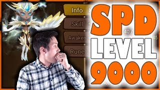 Fastest Runed Monsters in Summoners War Pt. 1
