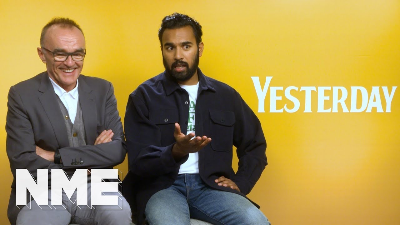 Yesterday Movie Director Danny Boyle And Star Himesh Patel On A World Without The Beatles Youtube