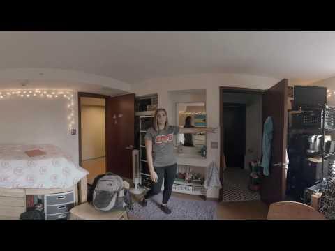 Stuyvesant Hall 360 Room Tour