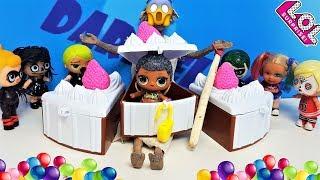 КУКЛЫ ЛОЛ СЮРПРИЗ МУЛЬТИК! БАБКА ГРЕННИ С ДНЕМ РОЖДЕНИЯ! Мультики #lolsurprise #doll