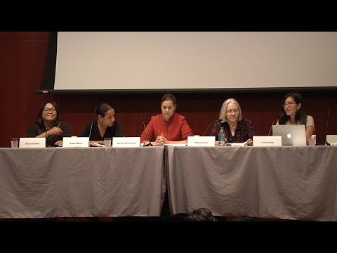 Labor Migration and the Transnational Demand for Domestic Labor: Justice in the Home Panel #3