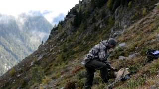 Chamois hunting in the alps - Pretot Hunting