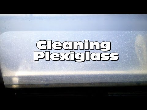 How To Clean Plexigl Boat Windows Or Hatches Using A Headlight Restoration Kit