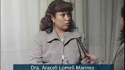 Dra Aracely Lomeli Marines