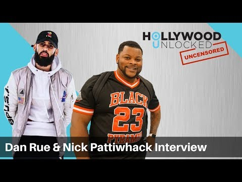 Nick Pattiwhack & Dan Rue talk Social Media Blow Up on Hollywood Unlocked [UNCENSORED]