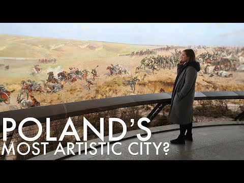 Poland's Most Artistic City?