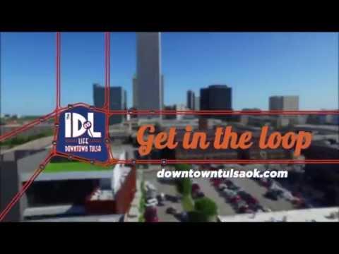 City of Tulsa IDL- Get In The Loop