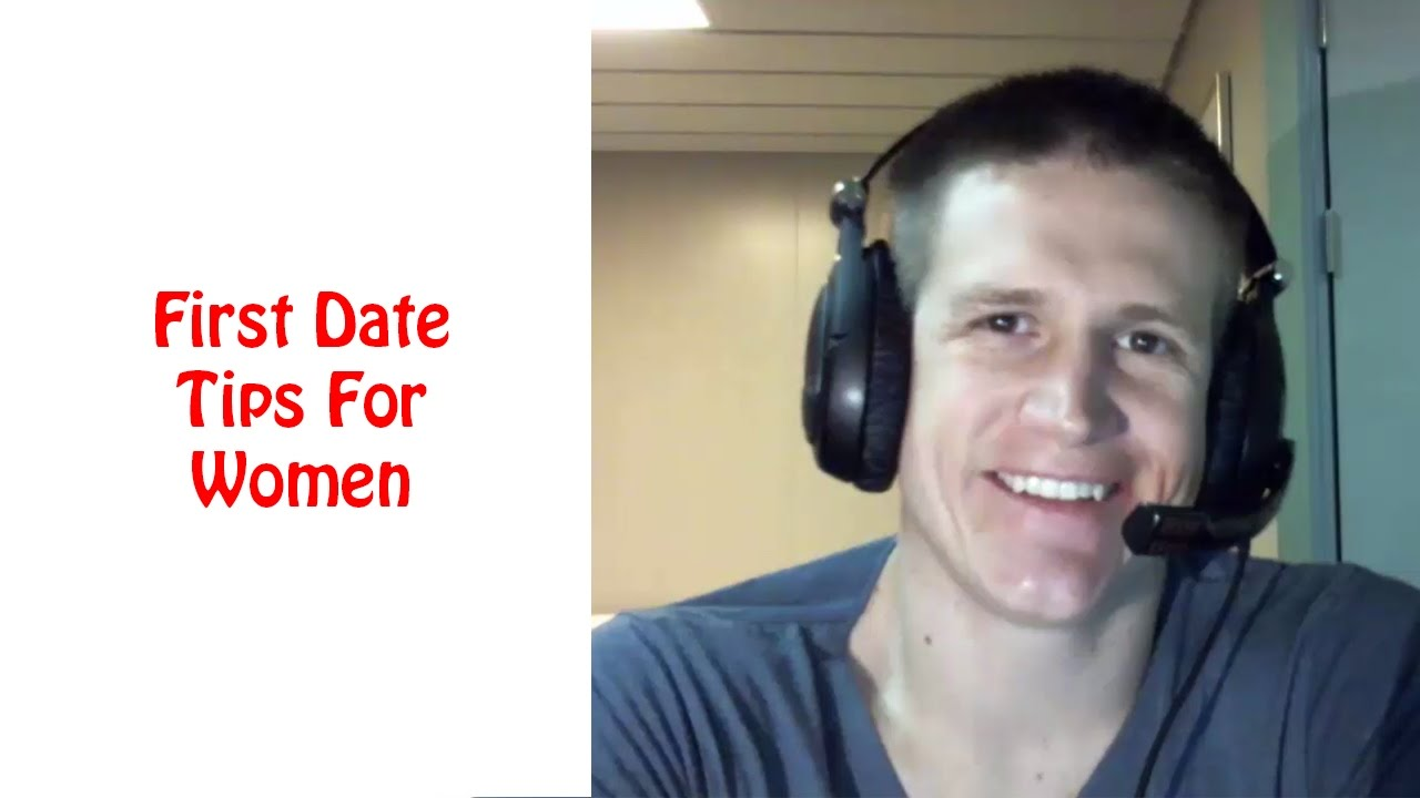 First date tips women