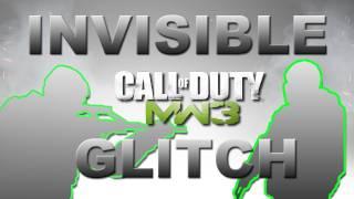 Modern Warfare 3: Invisible Player Glitch