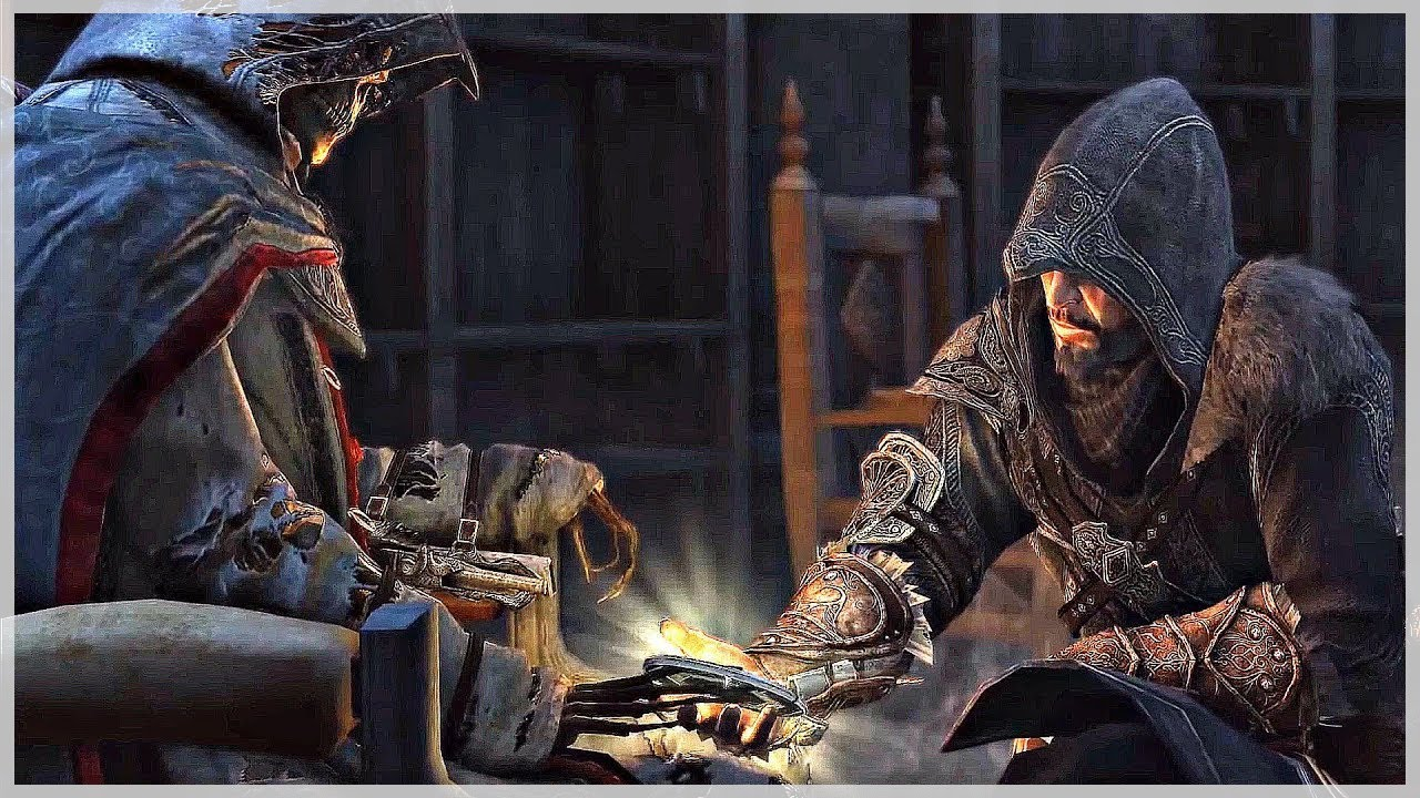 Last Days Of Altair 1257 Assassin S Creed Assassin S Creed The Ezio Collection Ps4 Youtube