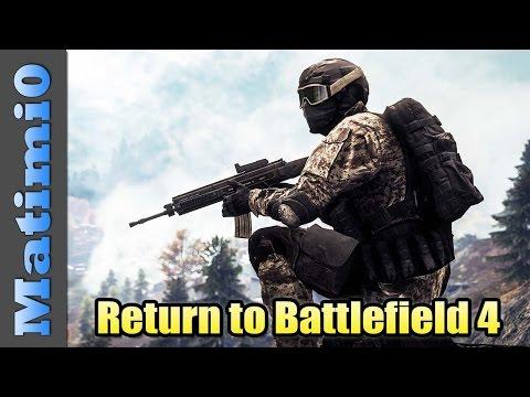 Return to Greatness - Battlefield 4