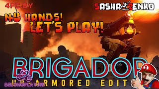 Brigador: Up-Armored Edition Gameplay (Chin & Mouse Only)