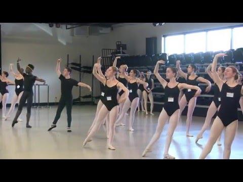 Colorado Ballet Summer Intensive 2016