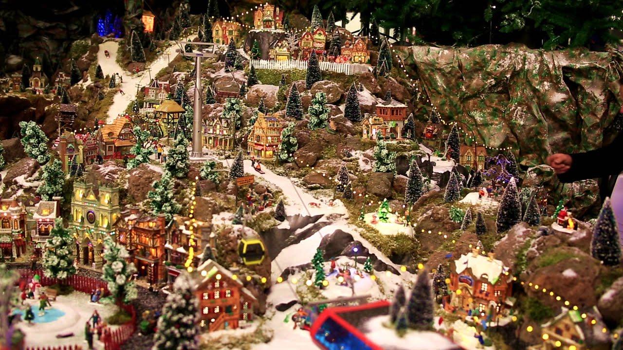 Mooiste Kerstshow Van Nederland Bij Intratuin Hd Youtube