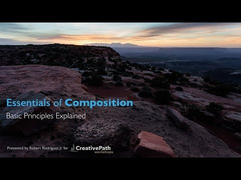 Essentials of Composition for Landscape Photography - Basic