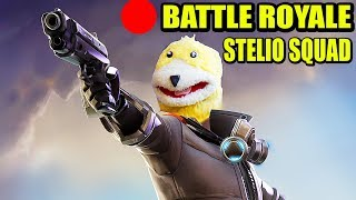 STELIO SQUAD - FORTNITE BATTLE ROYALE, FREE, LAST NOTICE :) . . . . . . . . . . . . . . . . . . . . . . . . . . . . . . . . . . . . . Gameplay English