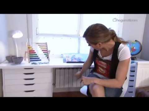 Decogarden: Habitación juvenil, luminosa y funcional