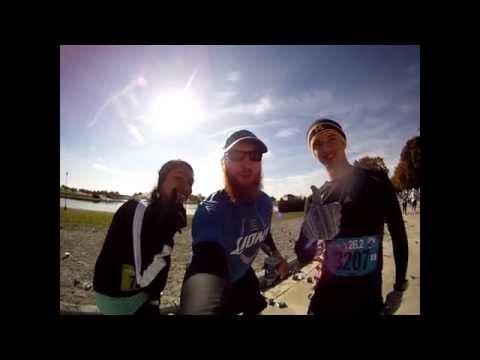 Todd Shearon - Detroit Free Press Marathon (Go-Pro Bucketlist Memory)