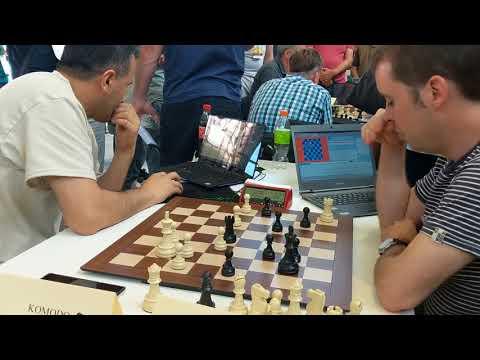 World computer chess championship (Stockholm 2018)