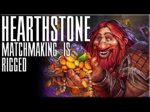 hearthstone matchmaking algorithm
