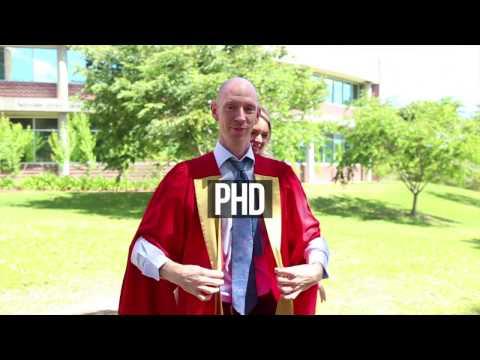 Graduation Regalia - How To - PhD