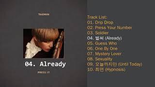 [FULL ALBUM] TAEMIN - PRESS IT